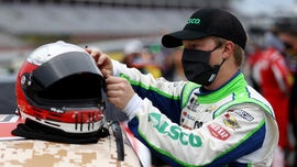 Tyler Reddick says the stakes are higher for Wednesday night's NASCAR race at Charlotte Motor Speedway