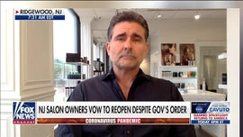 New Jersey salon owners plan to reopen June 1 despite governor's order: 'It's come to a breaking point'