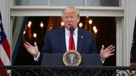 Trump says he's no longer taking hydroxychloroquine