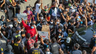 Texas aims to crack down on protesters who block traffic: 'That chaos won't be tolerated'