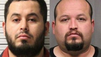 Border Patrol agents catch 2 escaped Colorado prisoners in Arizona