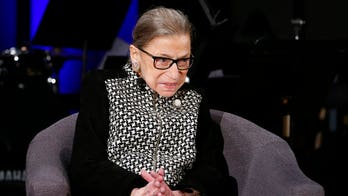 Ruth Bader Ginsburg dead at 87; tributes pour in from across political spectrum