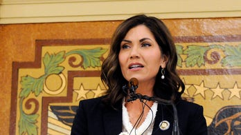 South Dakota Gov. Noem sends bill banning transgender women from female sports back to legislature