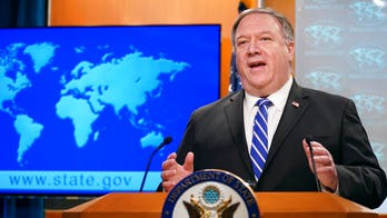 Pompeo condemns China鈥檚 law as 鈥榙eath knell鈥� for Hong Kong, warns of economic hardship