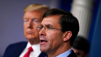 Defense Secretary Esper contradicts Trump on Beirut tragedy: 'Most believe it was an accident'