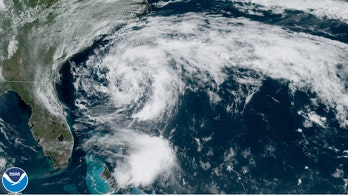Tropical Storm Arthur forms off Florida, warning issued for North Carolina's Outer Banks
