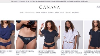 LA clothing brand putting Fauci, Cuomo and Newsom's names on underwear: 'Our version of a dream team'
