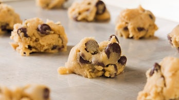 Raw cookie dough: Aside from the egg, there's another important reason you should never taste it