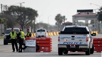 Naval Air Station Corpus Christi shooting investigated as 'terrorism-related,' FBI reports