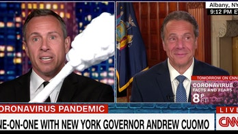 Cuomo brothers continue to embarrass CNN as network's most-watched host can't cover governor's scandals