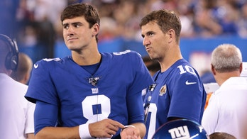 Giants roster will be without Eli Manning for first time in 16 years