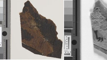 Dead Sea Scrolls discovery: Fragments thought to be blank reveal text
