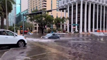 Tropical disturbance brings 'significant' flooding to South Florida, SpaceX launch may be impacted