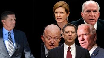 Bossie & Lewandowski: Confused Biden flip-flops as he changes story on Obama administration spying on Flynn