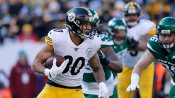 Steelers' James Conner on playing during coronavirus pandemic as cancer survivor: 'Nothing I'm concerned about'