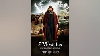 '7 Miracles' film: Experience Jesus in virtual reality