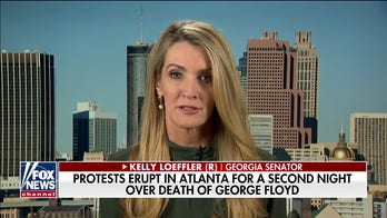 Loeffler: Georgia riots over George Floyd's death have 'got to stop'
