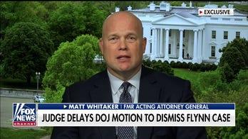 Former Acting AG Whitaker speaks to Judge Sullivan's orders in Flynn case
