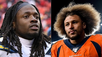 Broncos' Phillip Lindsay admits Melvin Gordon signing initially caught him 'off-guard'