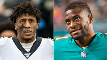 NFL wide receivers Michael Thomas, DeVante Parker spar over social media question