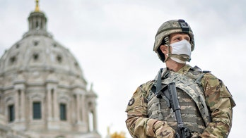 Some 62,000 National Guard troops mobilized in coronavirus fight, George Floyd unrest