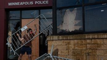 George Floyd death: Minnesota files human-rights complaint against Minneapolis police