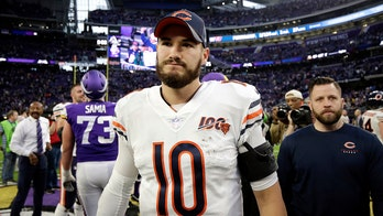 Mitchell Trubisky, former No. 2 overall draft pick, signs with the Bills