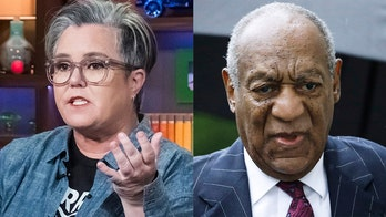 Rosie O'Donnell says Bill Cosby once sexually harassed her producer, couldn't talk about it on 'The View'