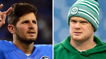 Jets' Sam Darnold is the best young quarterback in the NFL, analyst says