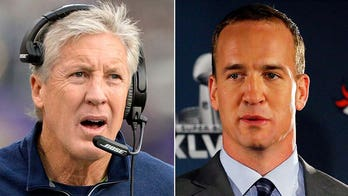 Seahawks' Pete Carroll tried to sign Peyton Manning in 2012 free agency: report