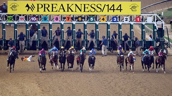 3 dates still possible for rescheduled Preakness