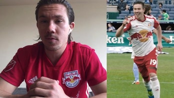 Amid coronavirus New York Red Bulls connect to young soccer fans virtually in local hospitals