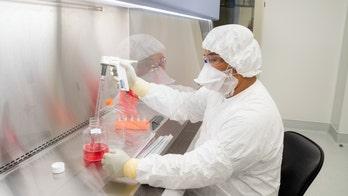California biopharmaceutical company claims coronavirus antibody breakthrough