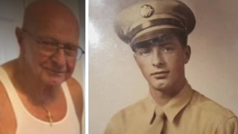 Army vet's gold cross vanishes before his death at NYC hospital, as family asks for its return