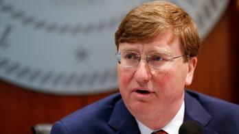 Mississippi Gov. Tate Reeves slams 'liberal media' for ignoring protests amid coronavirus spikes