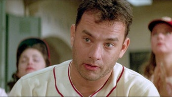Tom Hanks-worn baseball uniform from 'A League of Their Own' is up for auction