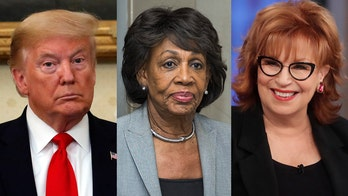 Joy Behar: Trump too 'scared of Maxine Waters' to let Fauci testify before House