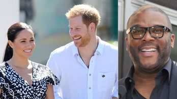 Meghan Markle, Prince Harry staying at $18 million Beverly Hills mansion owned by Tyler Perry, report claims