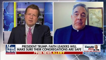 Rev. Robert Sirico says latest COVID-19 recommendations for houses of worship already in place