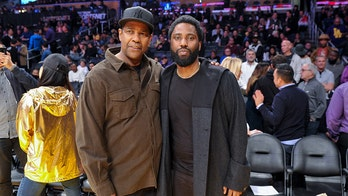 Denzel Washington didn't know son John David was pursuing acting until after he landed his first role