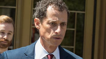 Anthony Weiner admits his political aspirations have shriveled