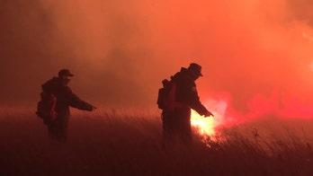 Siberian heatwave sparks 'zombie' wildfire fears