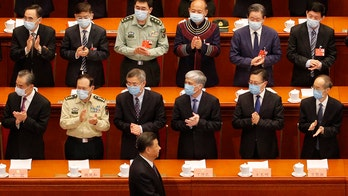 China starts delayed congress, with dig at US — as Xi refuses to wear a mask
