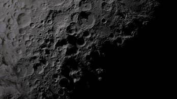 Giant meteorite impacts formed parts of moon's crust, scientists reveal