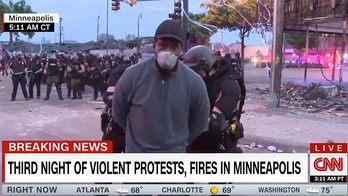 CNN reporter, crew freed after being arrested while covering George Floyd protests