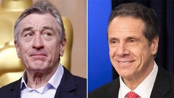 Robert De Niro says he's up for playing Andrew Cuomo in coronavirus movie