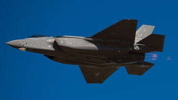 F-35 sends targets to ground soldiers and army soldiers send targets up to F-35s