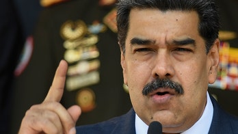 White House labels Venezuela's Maduro cocaine 'kingpin' over alleged drug trafficking ties