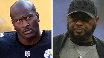 James Harrison says Steelers head coach Mike Tomlin handed him an envelope after violent hit in 2010