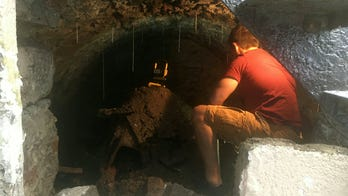 New homeowner finds secret cellar under house, possibly dating back over a hundred years